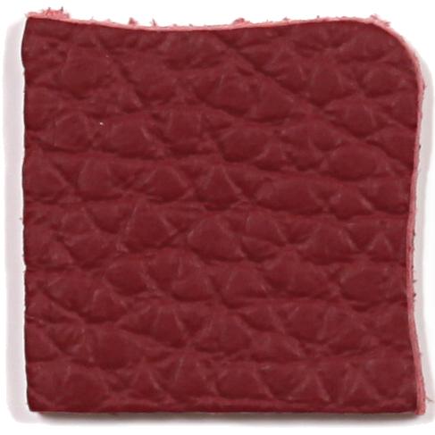 Pelle rosso bordeaux - Art Bizon 165