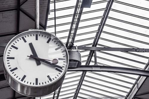 Orologio stazione