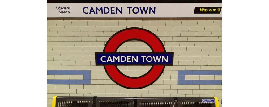 Estrodiverso temporary store a Londra - Candem town