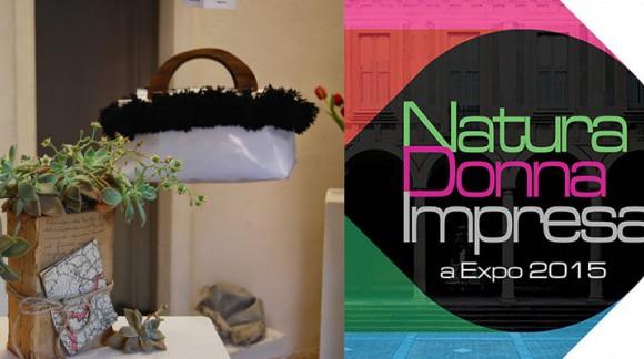 Concorso 'Ridefinire cose' (III ed.) e mostra Natura Donna Impresa a Expo 2015